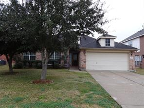 Houston Home at 3309 Lakeway Lane Pearland , TX , 77584-7935 For Sale