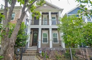 Houston Home at 424 W 27th Street B Houston , TX , 77008-2443 For Sale