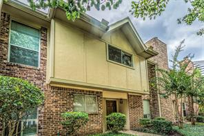 Houston Home at 2501 Bering Drive 7 Houston , TX , 77057-4913 For Sale
