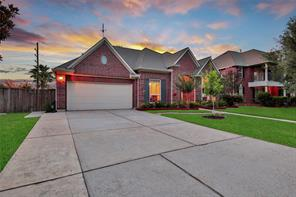 Houston Home at 7119 Bearden Falls Lane Humble , TX , 77396-4253 For Sale