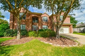 Houston Home at 16510 Pavonia Court Houston , TX , 77095-5422 For Sale