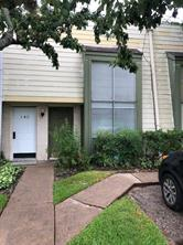 Houston Home at 5929 Queensloch Drive 106 Houston , TX , 77096-4800 For Sale