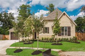 Houston Home at 601 Ashbrook Ridge Lane Tomball , TX , 77362 For Sale