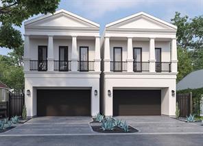 Houston Home at 1517 Alexander B Houston , TX , 77008 For Sale