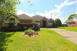 Houston Home at 1411 Pine Mills Drive Richmond , TX , 77469-6145 For Sale