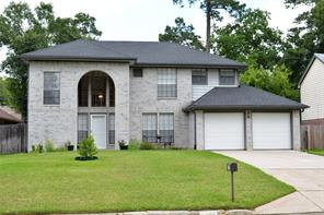 Houston Home at 2407 Rolling Glen Drive Spring , TX , 77373-3169 For Sale