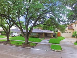 Houston Home at 3907 Drake Street Houston , TX , 77005-1121 For Sale