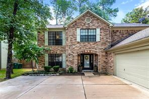 Houston Home at 104 Eagle Rock Circle The Woodlands , TX , 77381-4331 For Sale