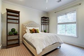 This is one of 6 secondary bedrooms.
