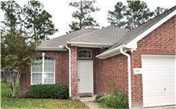 Houston Home at 206 Canterbury Drive Conroe , TX , 77303-1852 For Sale