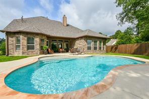 Houston Home at 12507 Savage Court Magnolia , TX , 77354-3636 For Sale