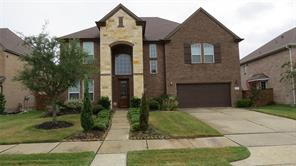 Houston Home at 11002 Giffnock Drive Richmond , TX , 77407-1555 For Sale