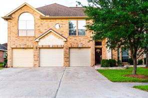 Houston Home at 4623 Mariner Reef Way Humble , TX , 77396-2997 For Sale