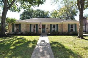 Houston Home at 12327 Westmere Drive Houston , TX , 77077-3923 For Sale