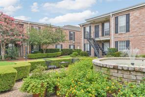 Houston Home at 6402 Del Monte Drive 45 Houston , TX , 77057-3311 For Sale