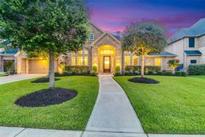 Houston Home at 2414 Brandyshire Drive Katy , TX , 77494-1731 For Sale