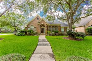 Houston Home at 19614 Piney Place Court Houston , TX , 77094-2976 For Sale