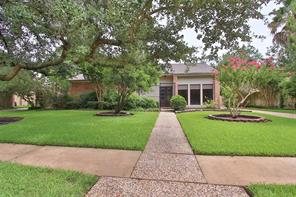 Houston Home at 1615 Mossy Stone Houston , TX , 77077-4109 For Sale