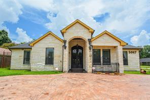 Houston Home at 5047 Bellfort Street Houston , TX , 77035-3200 For Sale