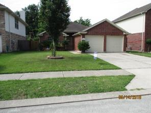 Houston Home at 2627 Whitinham Drive Houston , TX , 77067-1145 For Sale