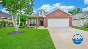 Houston Home at 14607 Rustic Fields Lane Cypress , TX , 77429-3966 For Sale