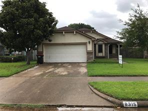 8315 Viny Ridge, Houston TX 77083
