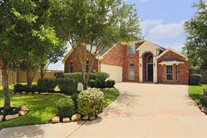 Houston Home at 2103 Banister Cove Katy , TX , 77494-4601 For Sale