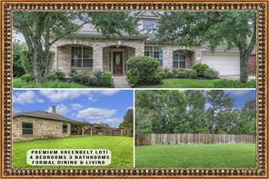Houston Home at 7214 Stonebridge Creek Lane Humble , TX , 77396 For Sale