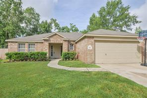 Houston Home at 411 Gig Court Crosby , TX , 77532-4208 For Sale