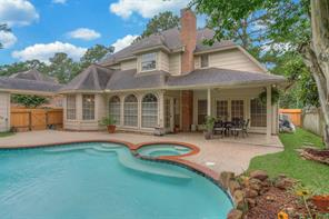 Houston Home at 5914 Spring Lodge Drive Kingwood , TX , 77345-2450 For Sale