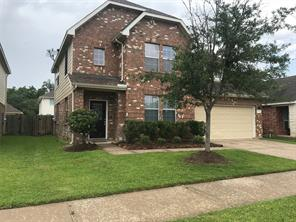 Houston Home at 3726 Windmill Links Drive Richmond , TX , 77407 For Sale