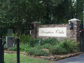 Houston Home at 0 Hampton Oaks Drive Spring , TX , 77389-3540 For Sale
