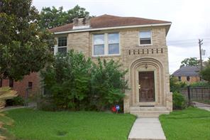 Houston Home at 2907 Rosedale Street Houston , TX , 77004-6189 For Sale