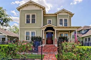 Houston Home at 617 Arlington Street Houston , TX , 77007-2621 For Sale