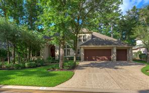 Houston Home at 90 E Bracebridge Circle The Woodlands , TX , 77382-2542 For Sale