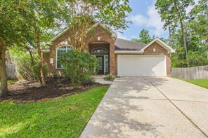 Houston Home at 2 Fox Chapel Place The Woodlands , TX , 77382 For Sale