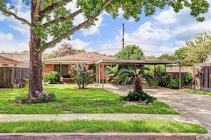 Houston Home at 3428 Bradford Street Houston , TX , 77025-1328 For Sale