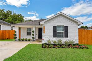 Houston Home at 1702 Sampson Street Houston , TX , 77003-5432 For Sale