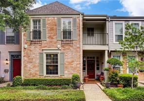 Houston Home at 7519 Brompton Street Houston , TX , 77025-2203 For Sale
