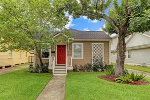 Houston Home at 1136 Dorothy Street Houston , TX , 77008-6646 For Sale