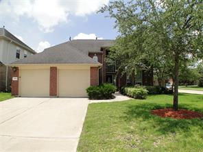 Houston Home at 20806 Cottage Cove Katy , TX , 77450 For Sale