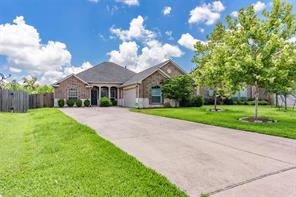 Houston Home at 4059 Basswood Drive Dickinson , TX , 77539-8515 For Sale