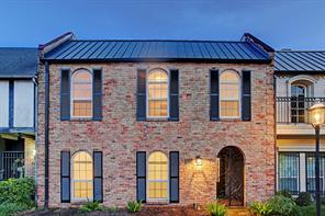 Houston Home at 8615 La Fonte Street Houston , TX , 77024-4634 For Sale