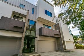 Houston Home at 4230 Gibson Street B Houston , TX , 77007-5884 For Sale