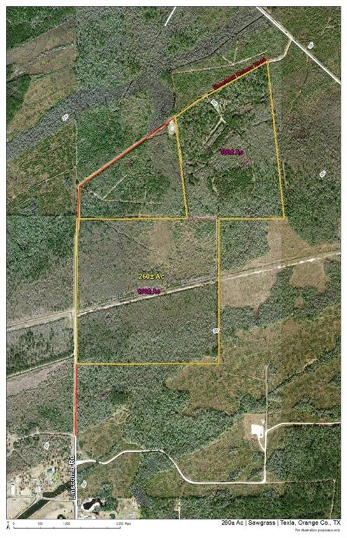 260 Ac Linscomb Road, Mauriceville, TX 77662