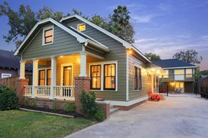 Houston Home at 734 12th 1/2 Street Houston , TX , 77008-7120 For Sale