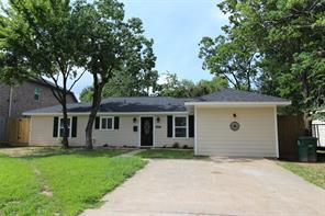 Houston Home at 6625 Schiller Street Houston , TX , 77055-5328 For Sale
