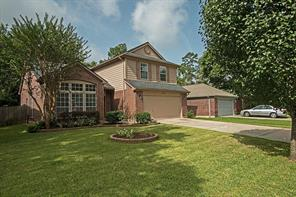 Houston Home at 3314 Appalachian Trail Kingwood , TX , 77345-1087 For Sale