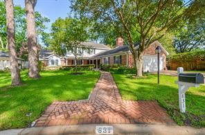 Houston Home at 831 Soboda Court Houston , TX , 77079 For Sale