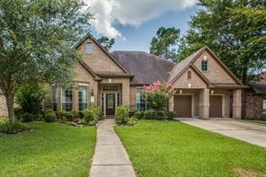 Houston Home at 1611 Cafe Dumonde Conroe , TX , 77304 For Sale